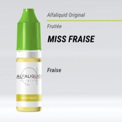 FRAISE E-LIQUIDE ALFALIQUID ORIGINAL FRUITÉE