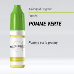 POMME VERTE E-LIQUIDE ALFALIQUID ORIGINAL FRUITÉE