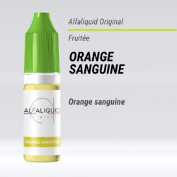 ORANGE SANGUINE E-LIQUIDE ALFALIQUID ORIGINAL FRUITÉE