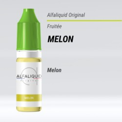 MELON E-LIQUIDE ALFALIQUID ORIGINAL FRUITÉE