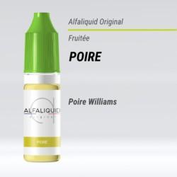 POIRE E-LIQUIDE ALFALIQUID ORIGINAL FRUITÉE