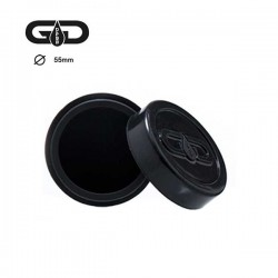 SILICONE JAR (black)