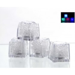 BIG LED LIGHT ICE CUBES FOR HOOKAHS