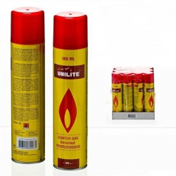 GAS LIGHTER REFILL (Recharge de gaz pour briquets)