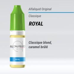 ROYAL E-LIQUIDE ALFALIQUID ORIGINAL CLASSIQUE