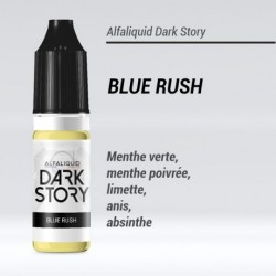 BLUE RUSH 50/50 E-LIQUIDE ALFALIQUID DARK STORY