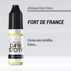 FORT DE FRANCE 50/50 E-LIQUIDE ALFALIQUID DARK STORY