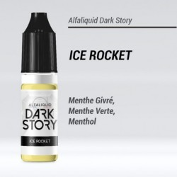 ICE ROCKET 50/50 E-LIQUIDE ALFALIQUID DARK STORY