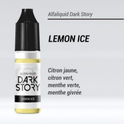 LEMON ICE 50/50 E-LIQUIDE ALFALIQUID DARK STORY