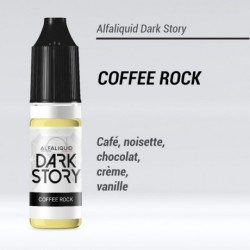 COFFEE ROCK 50/50 E-LIQUIDE ALFALIQUID DARK STORY