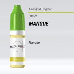 MANGUE E-LIQUIDE ALFALIQUID ORIGINAL FRUITÉE