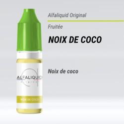 NOIX DE COCO E-LIQUIDE ALFALIQUID ORIGINAL FRUITÉE