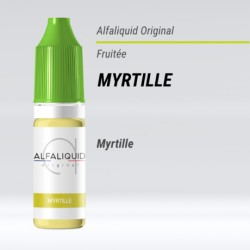 MYRTILLE E-LIQUIDE ALFALIQUID ORIGINAL FRUITÉE